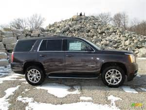 2015 gmc colors 2015 midnight amethyst metallic gmc yukon slt 4wd