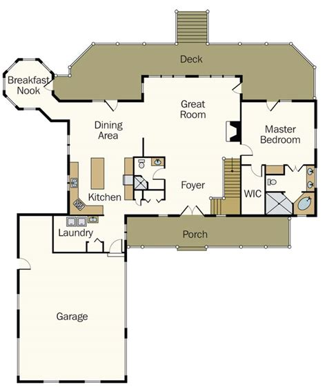 modern cabin floor plans modern cabin home plans golden eagle log homes