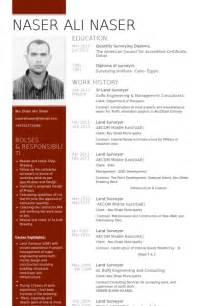 surveyor resume sles visualcv resume sles database