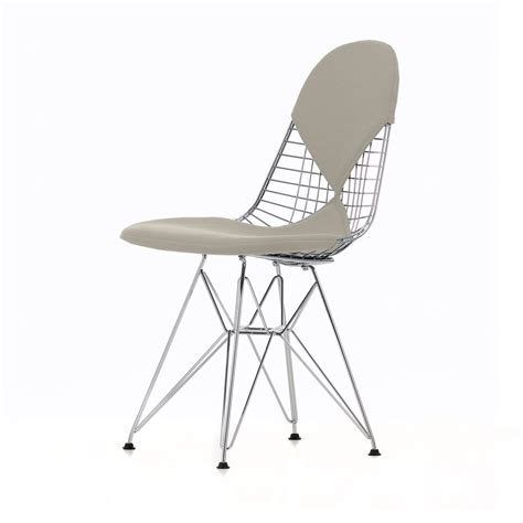 Wire Chair by Wire Chair Dkr 2 By Vitra
