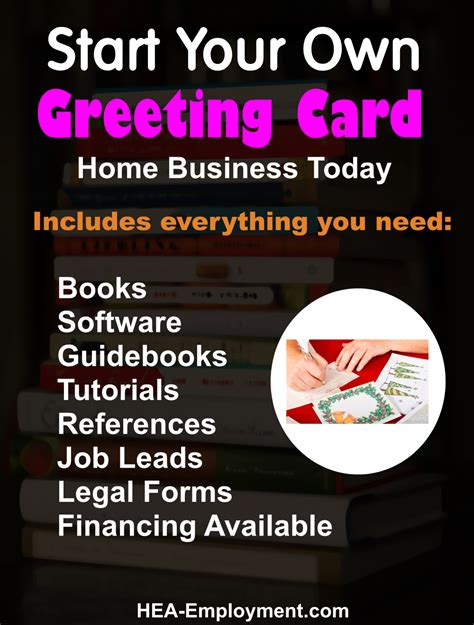 Greeting Card Business Opportunities