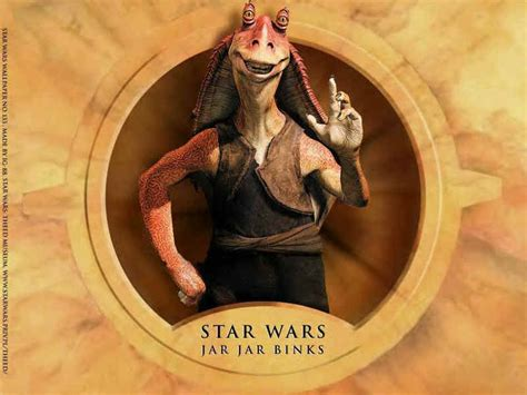 jar jar binks images jar jar hd wallpaper and background