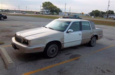 old car manuals online 1992 chrysler new yorker transmission control curbside classic 1992 chrysler new yorker salon going to that landau roofed place in the sky