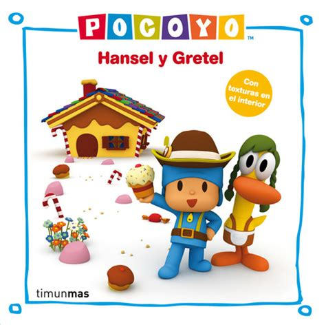 libro hansel y gretel pocoy 211 hansel y gretel zinkia entertainment sinopsis del libro rese 241 as criticas