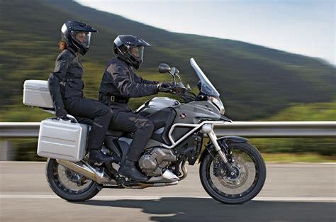 Motorrad Reiseenduro Modelle by Honda Crosstourer Modell 2012 Kradblatt