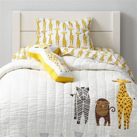 giraffe bedding toddler bedding kids bedding sheets duvets pillows