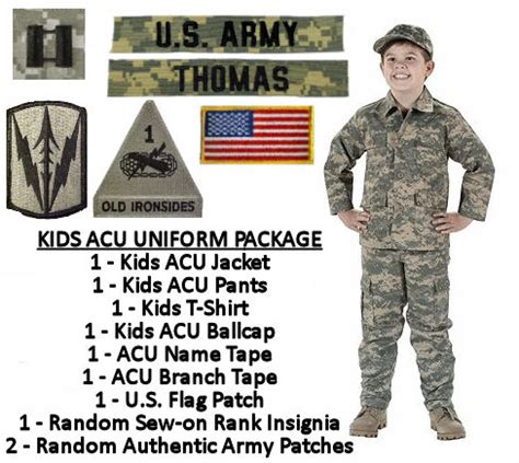 buy army clothes kid s army clothing supply sergeant kid s army clothes