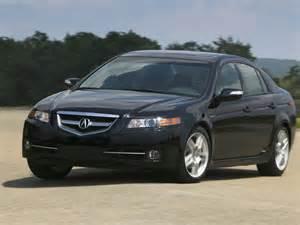 Acura Tl R 2007 Acura Tl Fuel Mileage