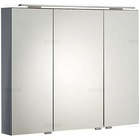 architekt 100 led spiegelschrank 100 cm megabad