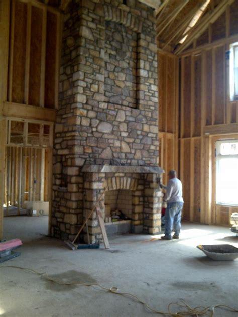 Modern Farmhouse Dining Room by Steven Goff Masonry Chimneys Let Our Chimney Masons