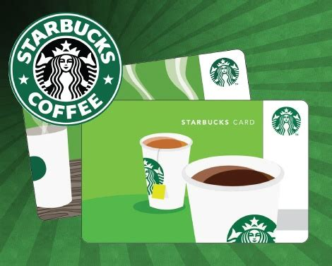Starbuck Gift Card Deals - 2 for a 5 starbucks gift card buytopia