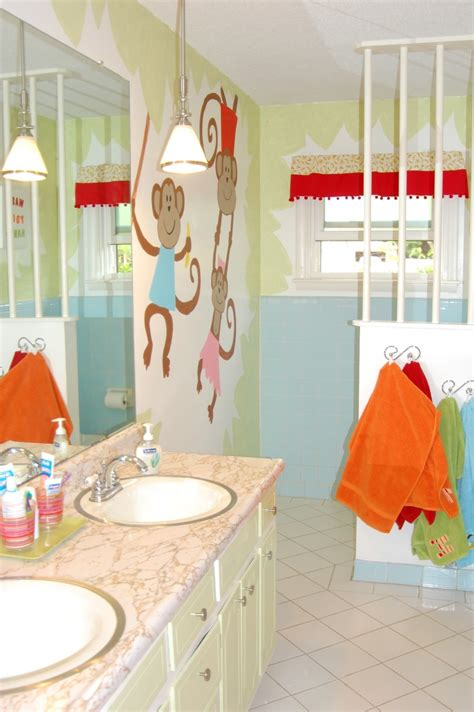 kids bathroom ideas pinterest best orange bathroom decor ideas on pinterest burnt orange