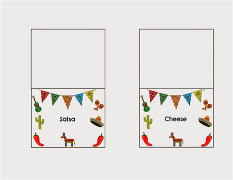 free food label tent cards template free printable table number tent cards brokeasshome