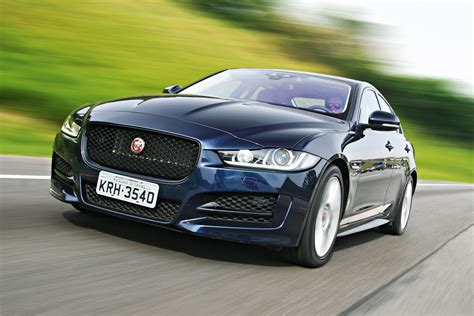 novi jaguar avaliamos o novo jaguar xe motor show