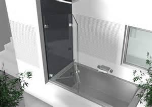 badewannen duschwand duschwand glas badewanne bauhaus innenr 228 ume und m 246 bel ideen
