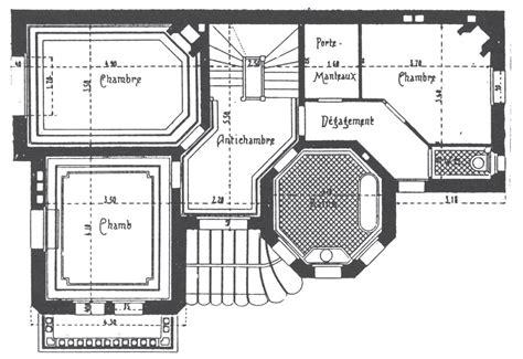 plan maison 4 chambres 騁age la mise au propre en architecture