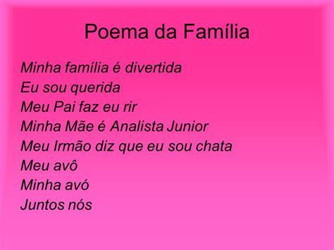 poema familia 1 jpg 193 lbum da minha hist 243 ria ppt carregar