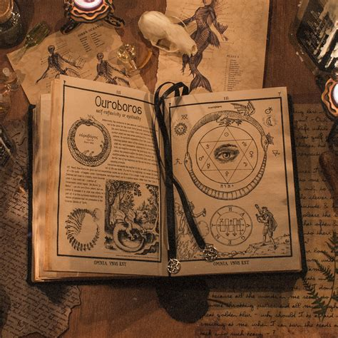 in the shadow of books black leather goddess grimoire magic book of shadows