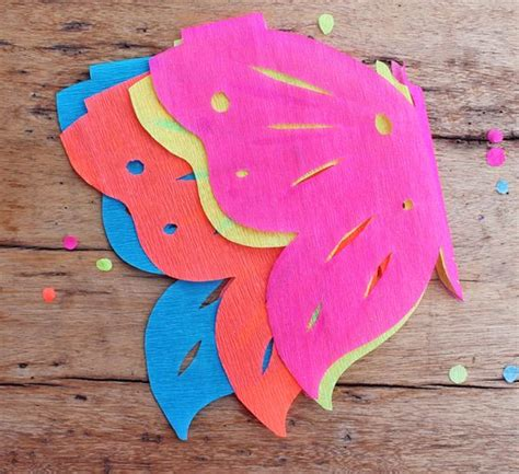 Crepe Paper Crafts - 114 best images about dia de muertos on smart