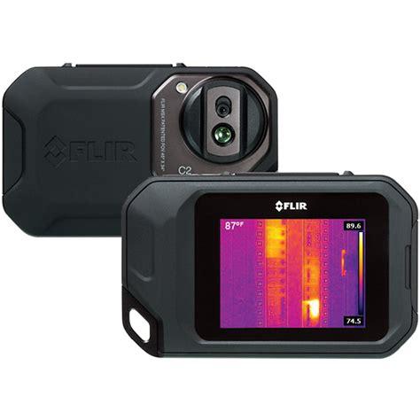 Kamera Flir C2 Pocket Thermal Termal Asli Ukuran Kantong flir c2 pocket thermal imaging with msx from davis instruments