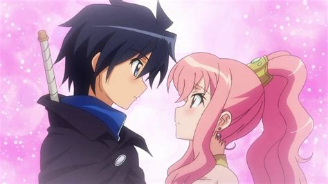 zero no tsukaima 1000 images about saito and louise my favorite anime