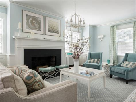 duck egg blue decor all 4