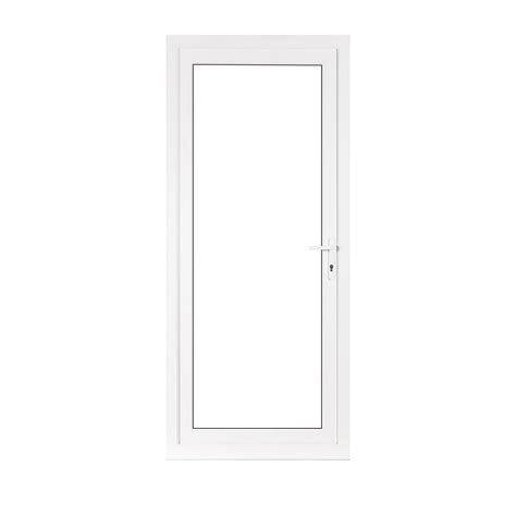 Exterior Back Doors With Glass Glass Upvc Back Door Flying Doors