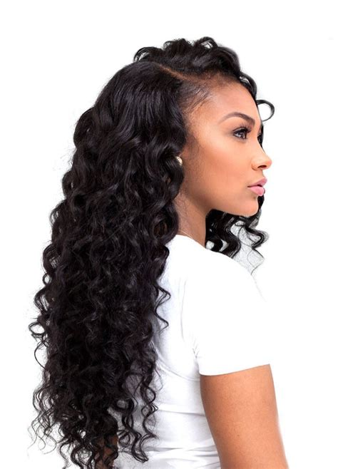 pictures of loose wave hair 8a malaysian deep wave human hair extension lace closure