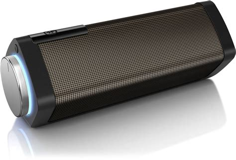 philips shoqbox sb7100 by philips philips wireless portable shoqbox speaker