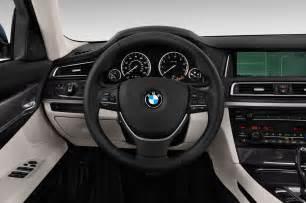 Bmw 7 Series 2014 Interior by 2014 Bmw 7 Series Steering Wheel Interior Photo