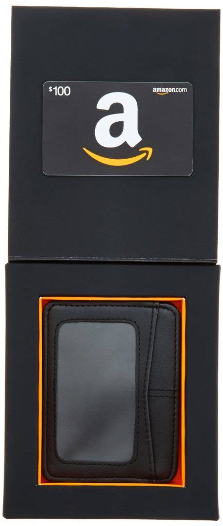 Free 100 Amazon Gift Card - amazon buy a 100 gift card get a free wallet