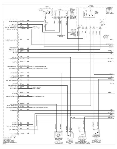 complete wiring diagram 2009 chevy cobalt wiring diagrams