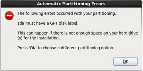 cd format error install oracle linux 6 5 or 6 6 os manually using local or