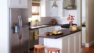 ideas for small kitchens layout small budget kitchen makeover ideas