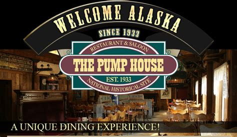 the pump house fairbanks fine dining restaurant in fairbanks ak the pump house