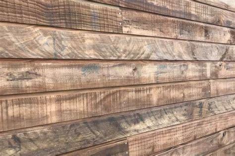 vulcan mill sawn reclaimed  cladding abodo wood