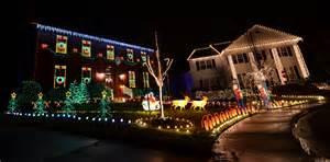 christmas lights on greystone court in medford 171 ashland