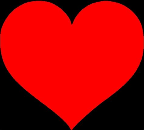Imagenes De Corazones Simples | imagenes para imprimir corazones grandes imagui