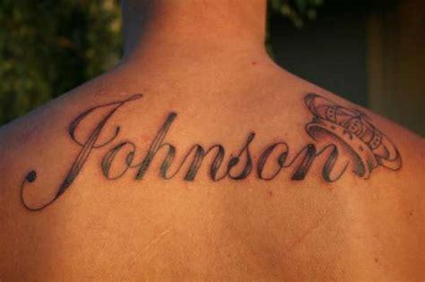 tattoo ideas last name 50 unique name tattoos
