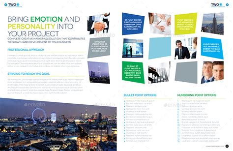 brochure template indesign 12 page layout 08 by