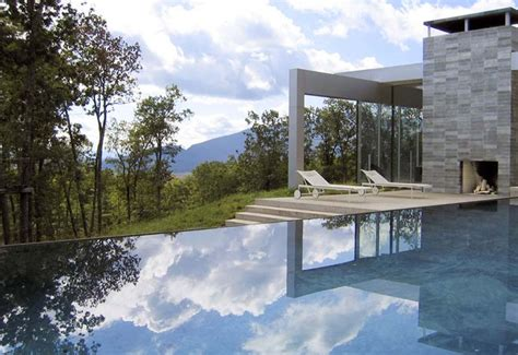 home infinity pool mountain home infinity pool queenstown pinterest