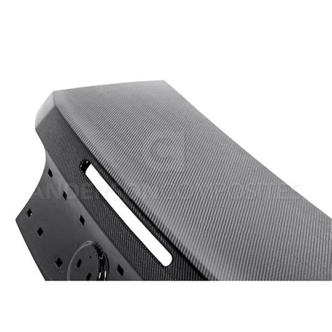 mustang carbon fiber trunk composites 2010 2014 mustang shelby gt500