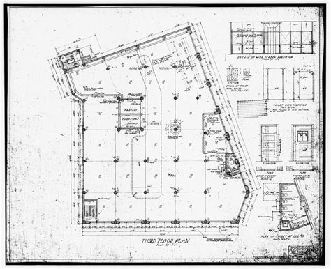 ford building washington dc building plans