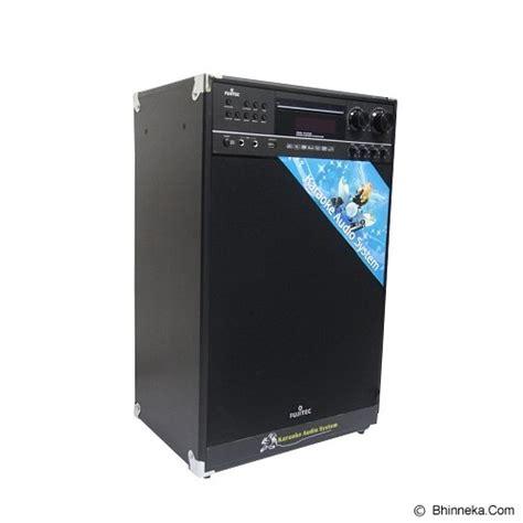 Home Theatre Fujitec jual fujitec speaker karaoke box pa 8101 murah bhinneka