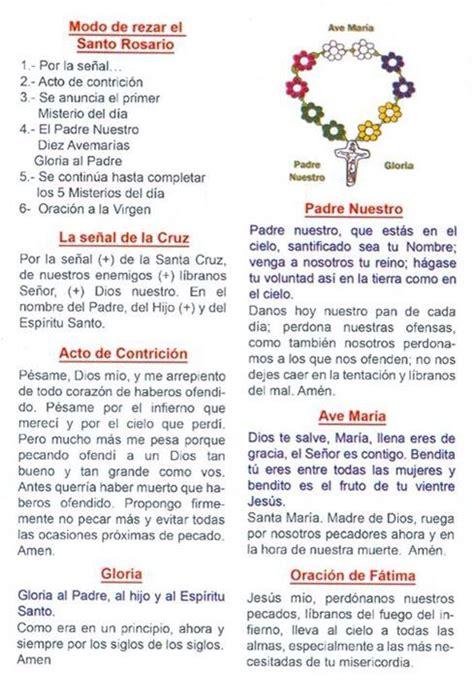 como rezar el santo rosario new advent 17 best images about mio on pinterest rosario facebook