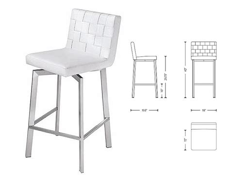 how to measure for bar stools outdoor bar stools your model home