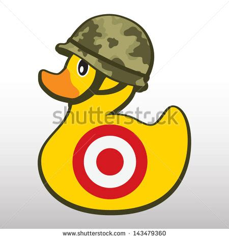 printable duck targets shooting gallery stock images royalty free images