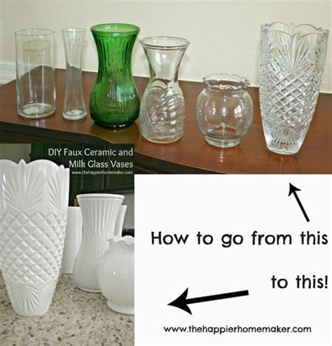 Can You Paint Glass Vases by Glasses Patterns And Light Teal On