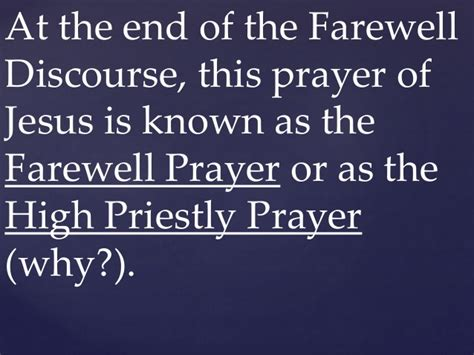 the farewell discourse and prayer of jesus an evangelical exposition of 14 17 books 01 january 12 2014 17 1 5 jesus prays for himself