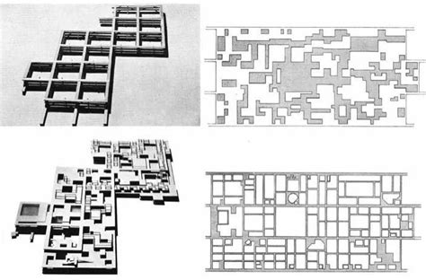 Mat Architecture The Free Of Berlin Candilis Josic Woods And